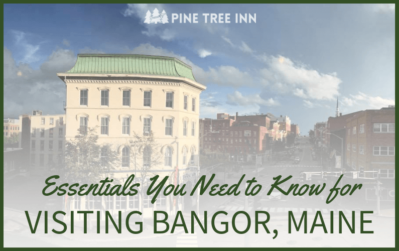 Essentials You Need to Know for Visiting Bangor Maine